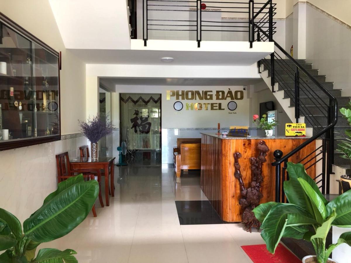 Отель  Khách Sạn Phong đào