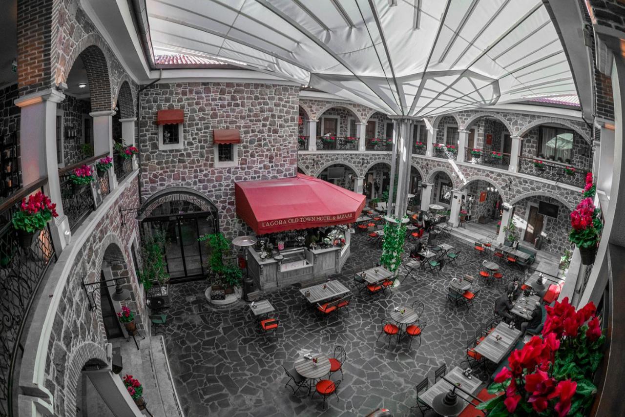 Отель  L'agora Old Town Hotel & Bazaar