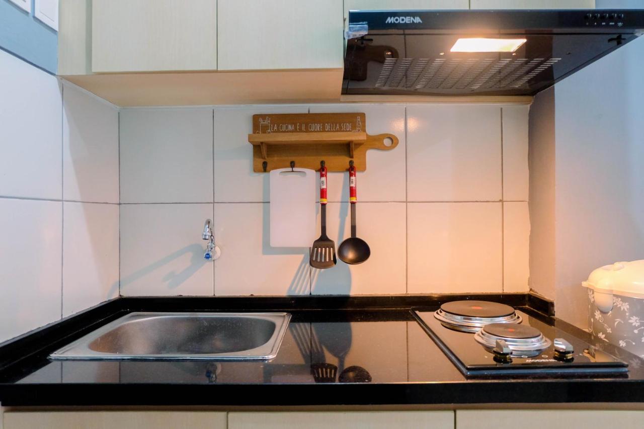 Best Price Studio Apartment @ Riverview Jababeka By Travelio ...