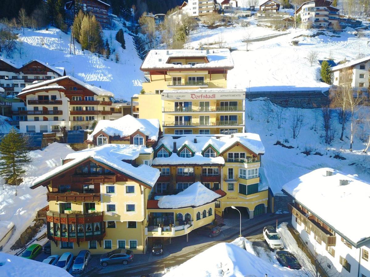 Alpen-Appartements Zrcher | Ferienwohnung - Kappl