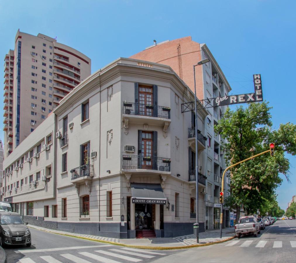 Отель Gran Rex Hotel