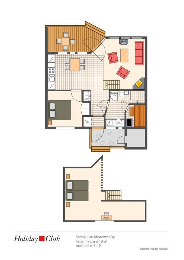 Ibg Apartments Katinkulta Suomi Vuokatti Booking Com