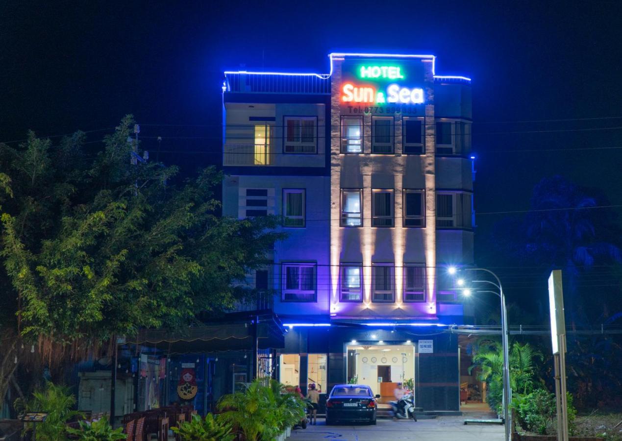 Отель  Sun & Sea Hotel