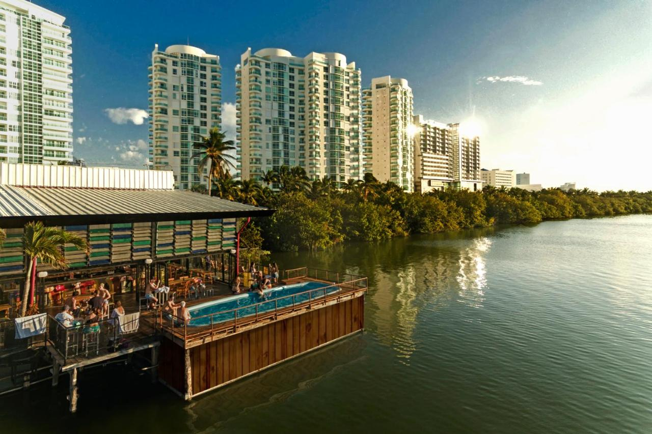 Хостел  Mayan Monkey Hotel & Hostel Cancun