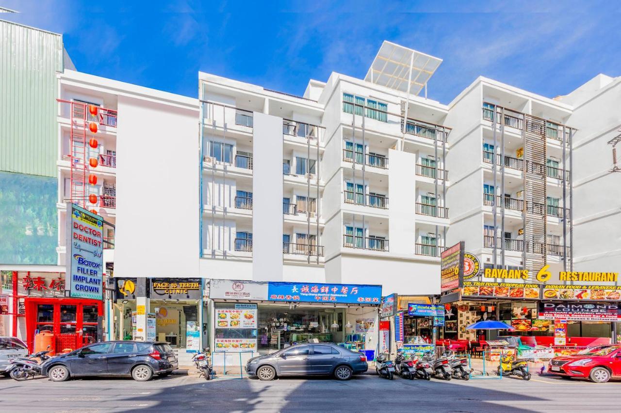 Отель OYO 472 Tang Cheng Holiday Hotel