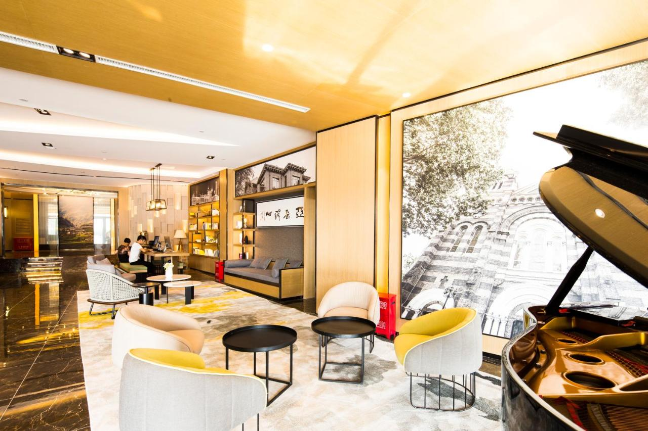 Отель  Atour Hotel Tianjin Jinwan Square