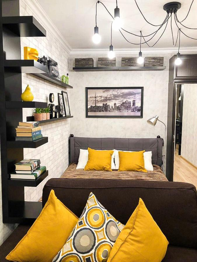 Апартаменты/квартира Апартаменты Лофт Ярославль - отзывы Booking