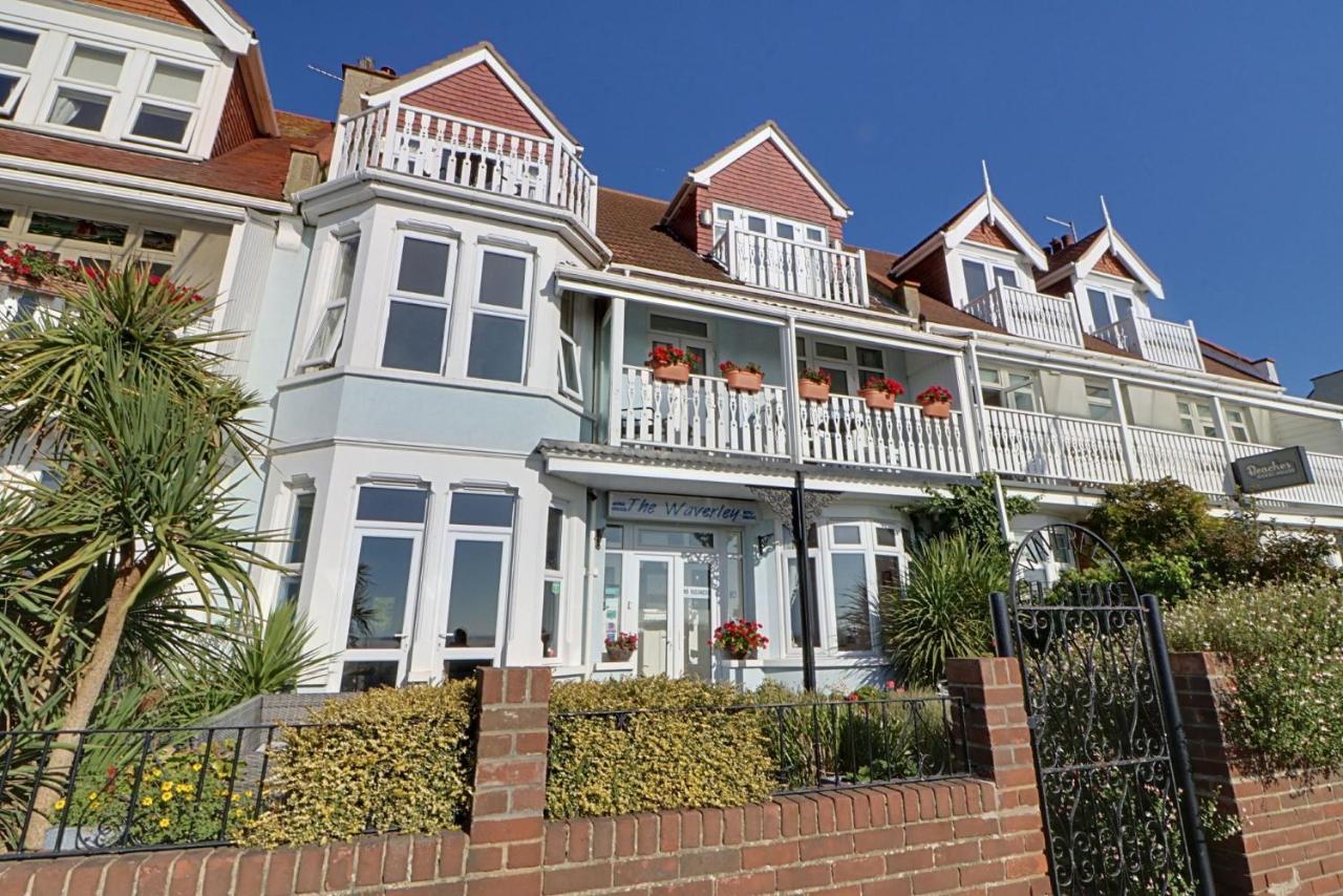 Guesthouse The Waverley Southend On Sea Uk Bookingcom
