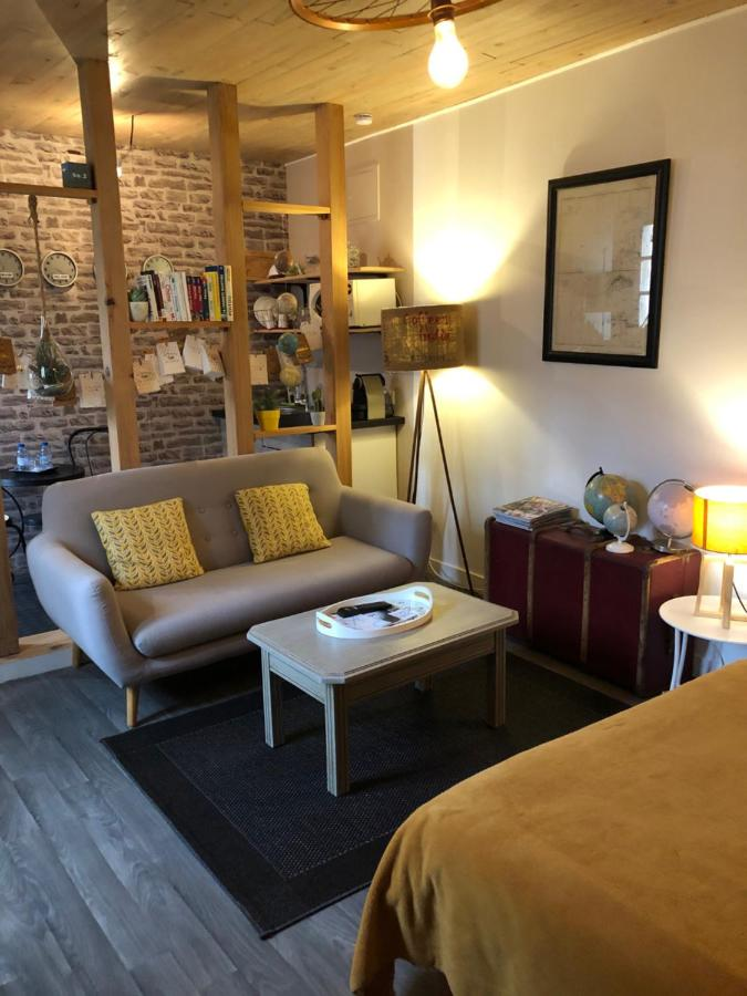 Отель типа «постель и завтрак»  Une Chambre En Ville