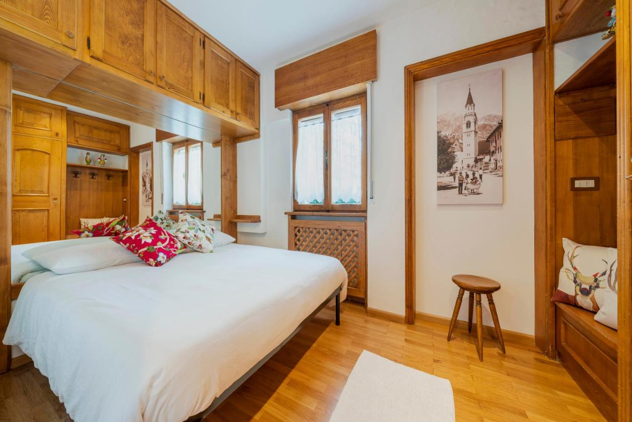 Camino Ad Angolo Tondo appartamento i larici, cortina d'ampezzo, italy - booking