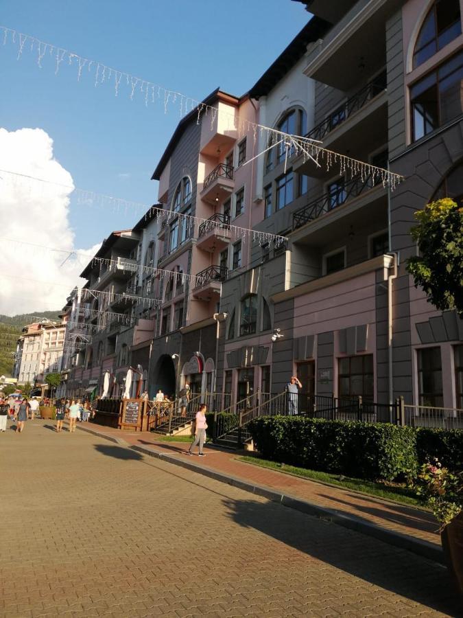 Фото  Апартаменты/квартиры  ул. Горная Карусель, 7 Апартаменты