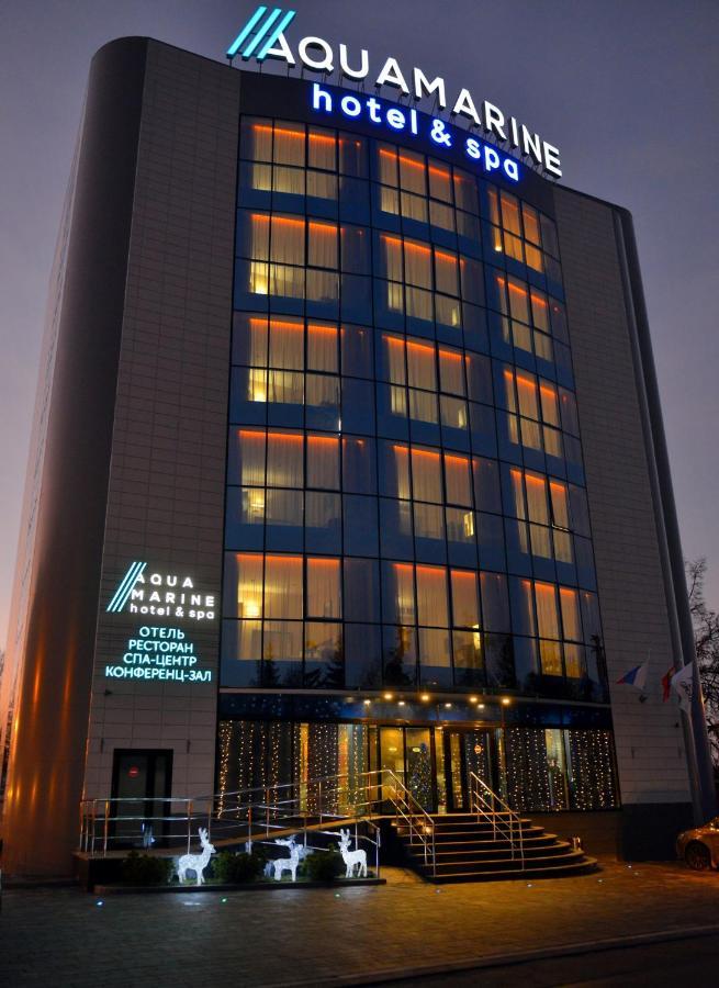 Фото  Отель  Aquamarine Hotel&Spa