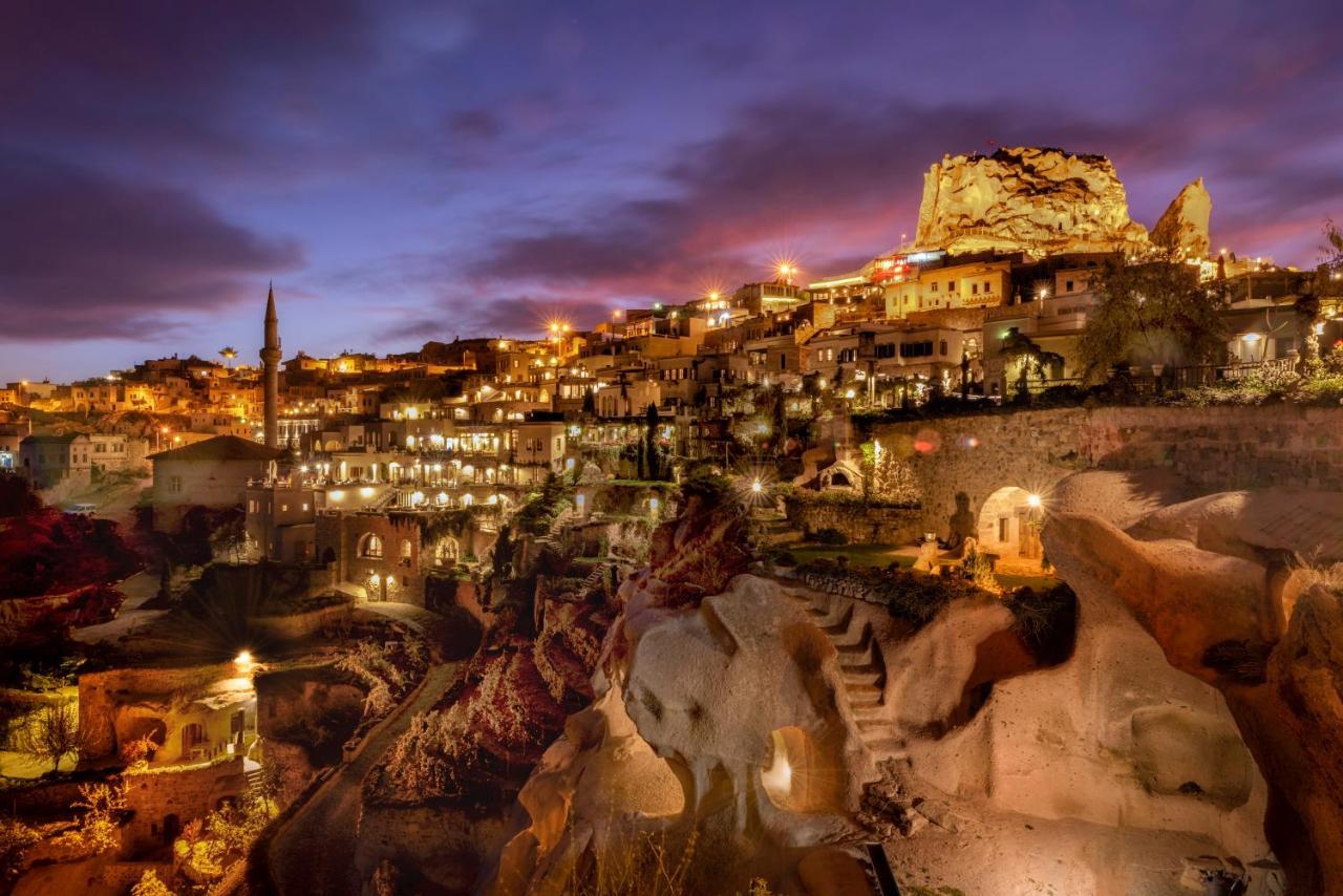 Отель  Argos In Cappadocia