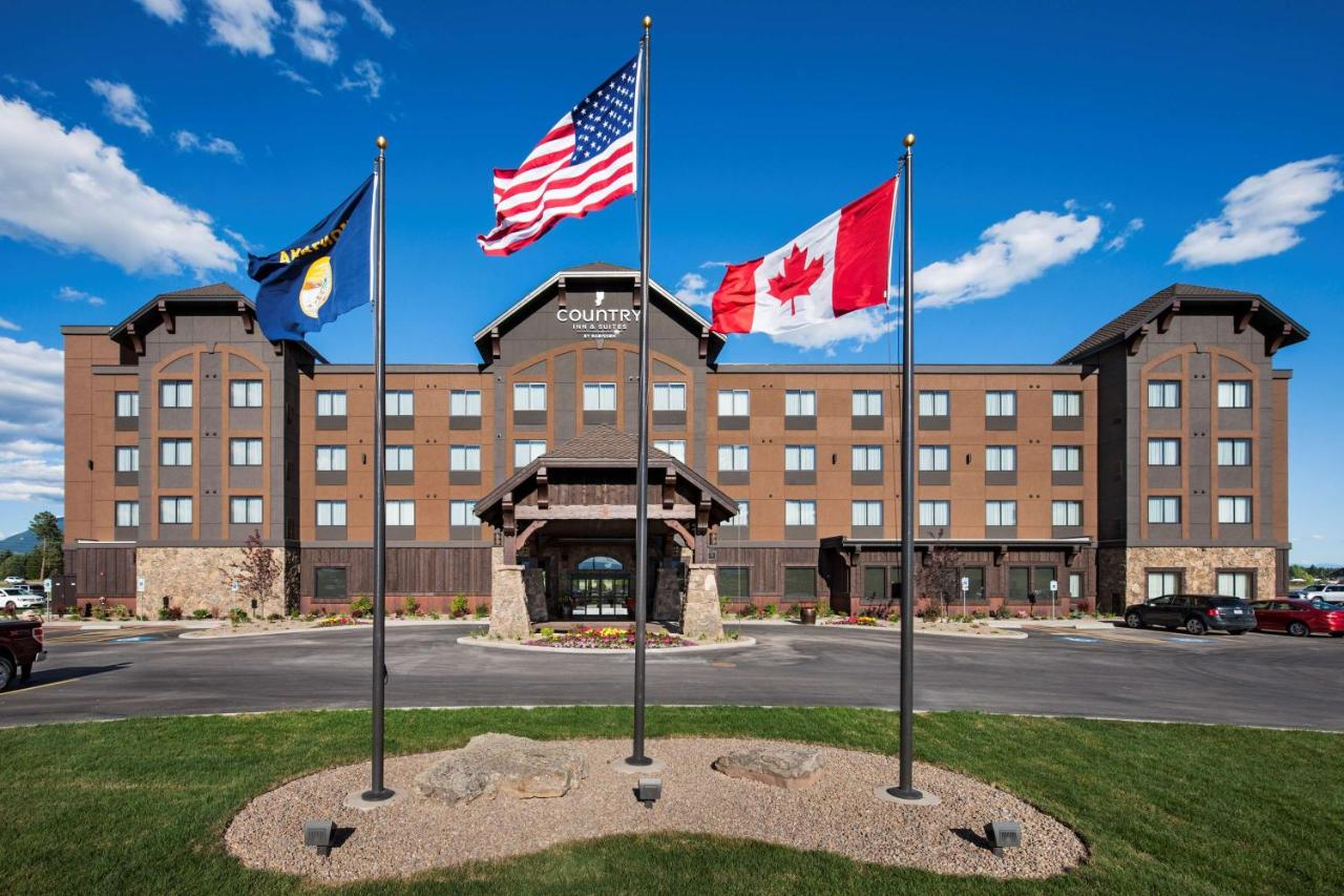 Отель  Отель  Country Inn & Suites By Radisson, Kalispell, MT - Glacier Lodge