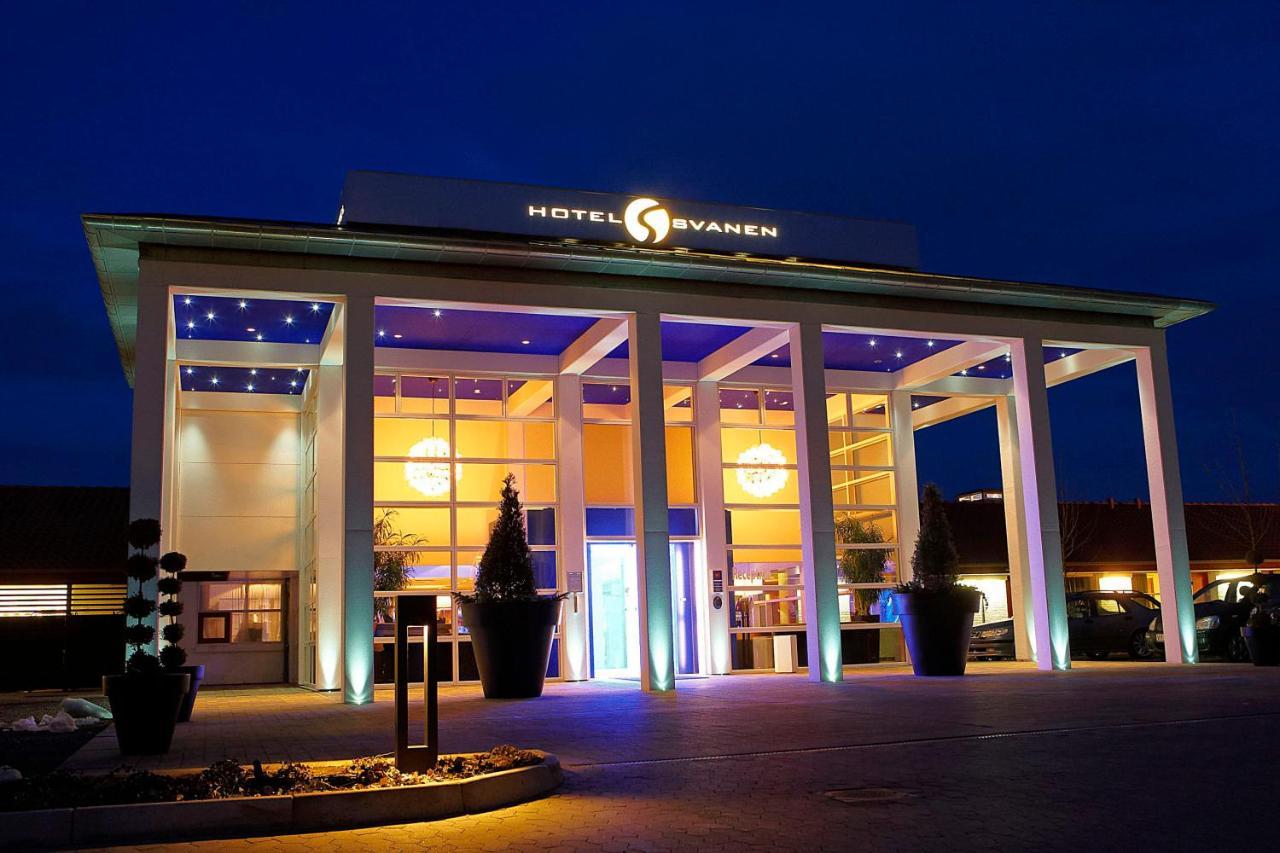 Отель  Отель  Hotel Svanen Billund