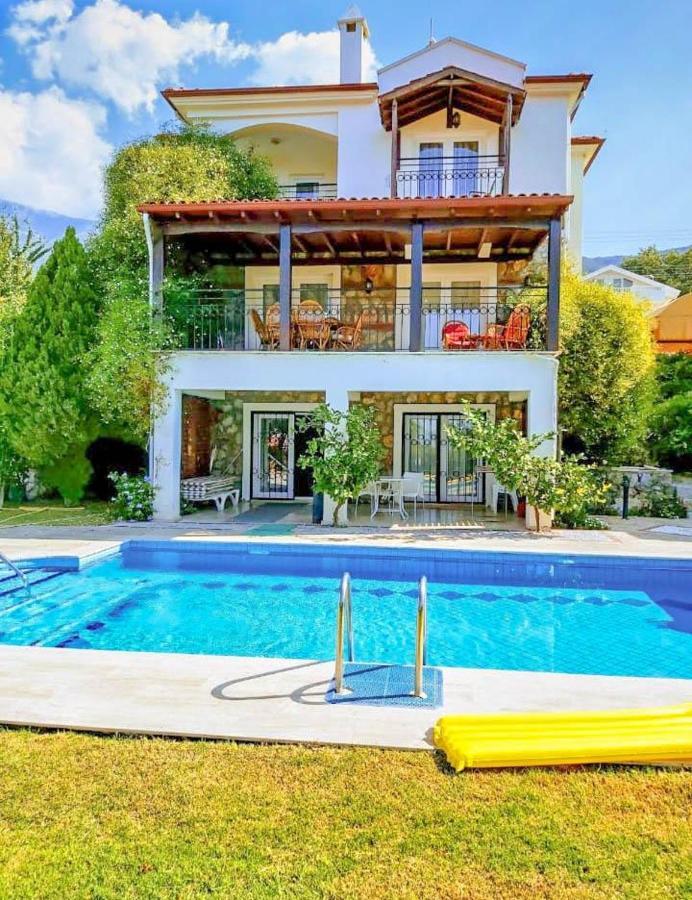 Фото  Отель  Villa FİESTA 01