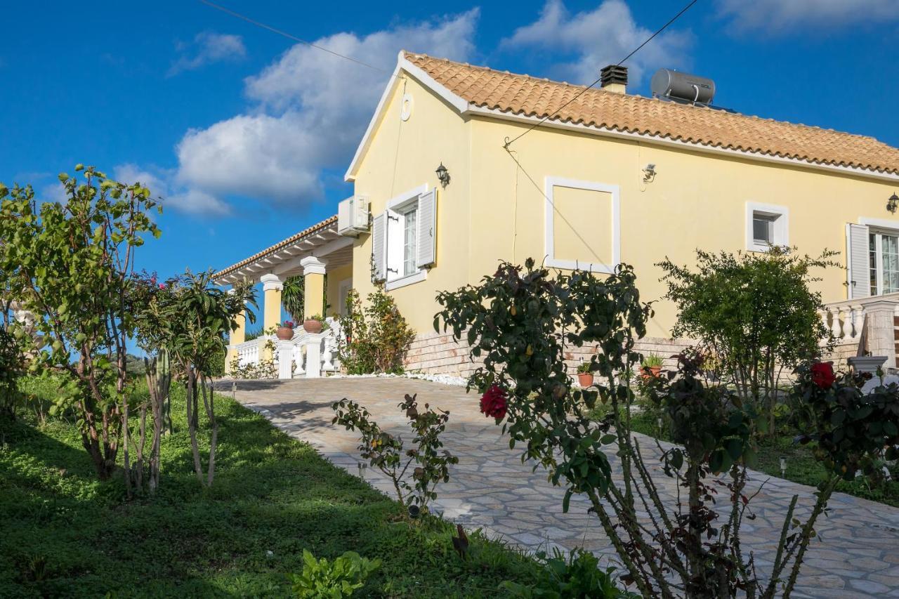 Дом для отпуска  Maria's House Arillas Corfu