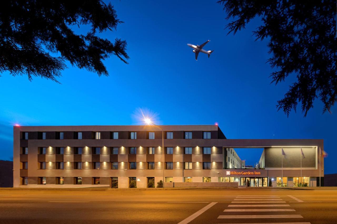 Отель  Hilton Garden Inn Bucharest Airport