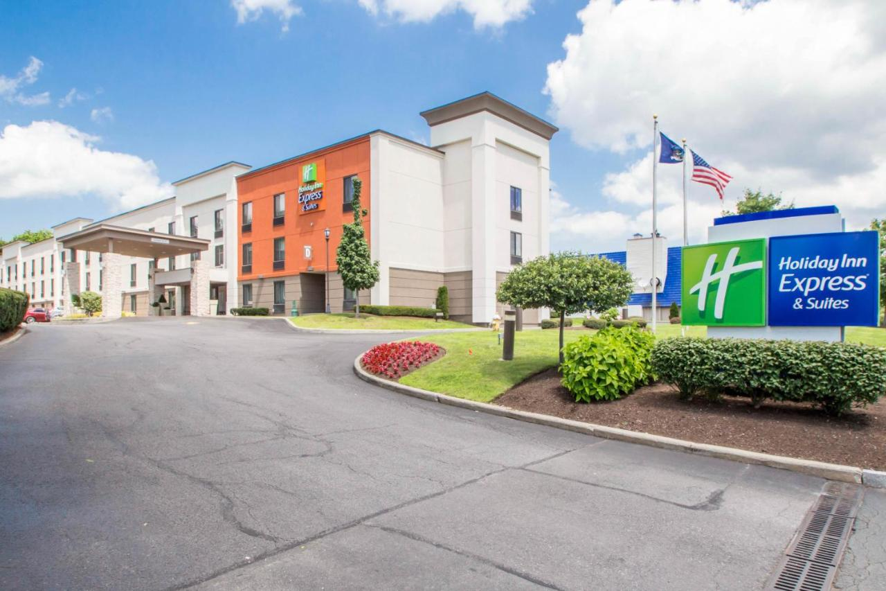 Отель  Отель  Holiday Inn Express & Suites - Albany Airport - Wolf Road