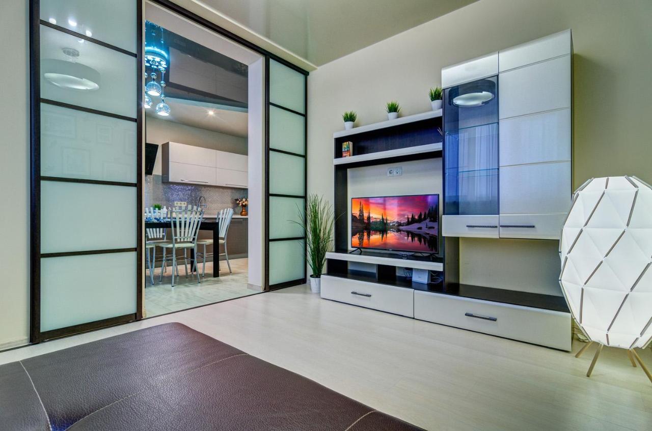 Фото  Апартаменты/квартиры  New Apartamenty Na Plekhanova 14