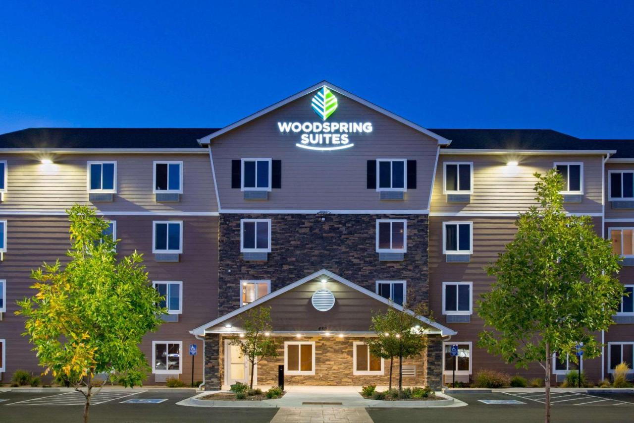 Отель  Отель  WoodSpring Suites Grand Junction