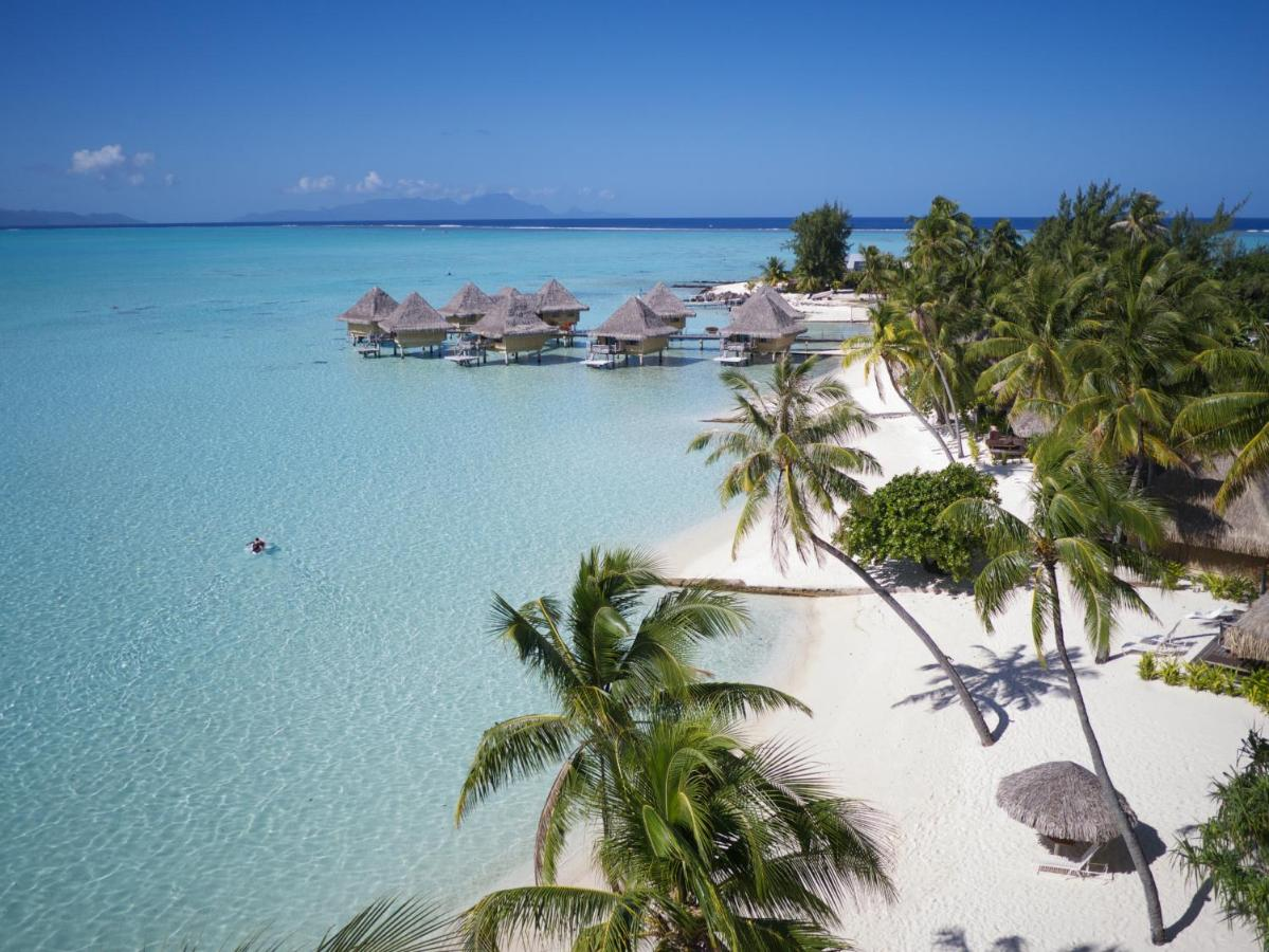 Курортный отель  InterContinental Bora Bora Le Moana Resort