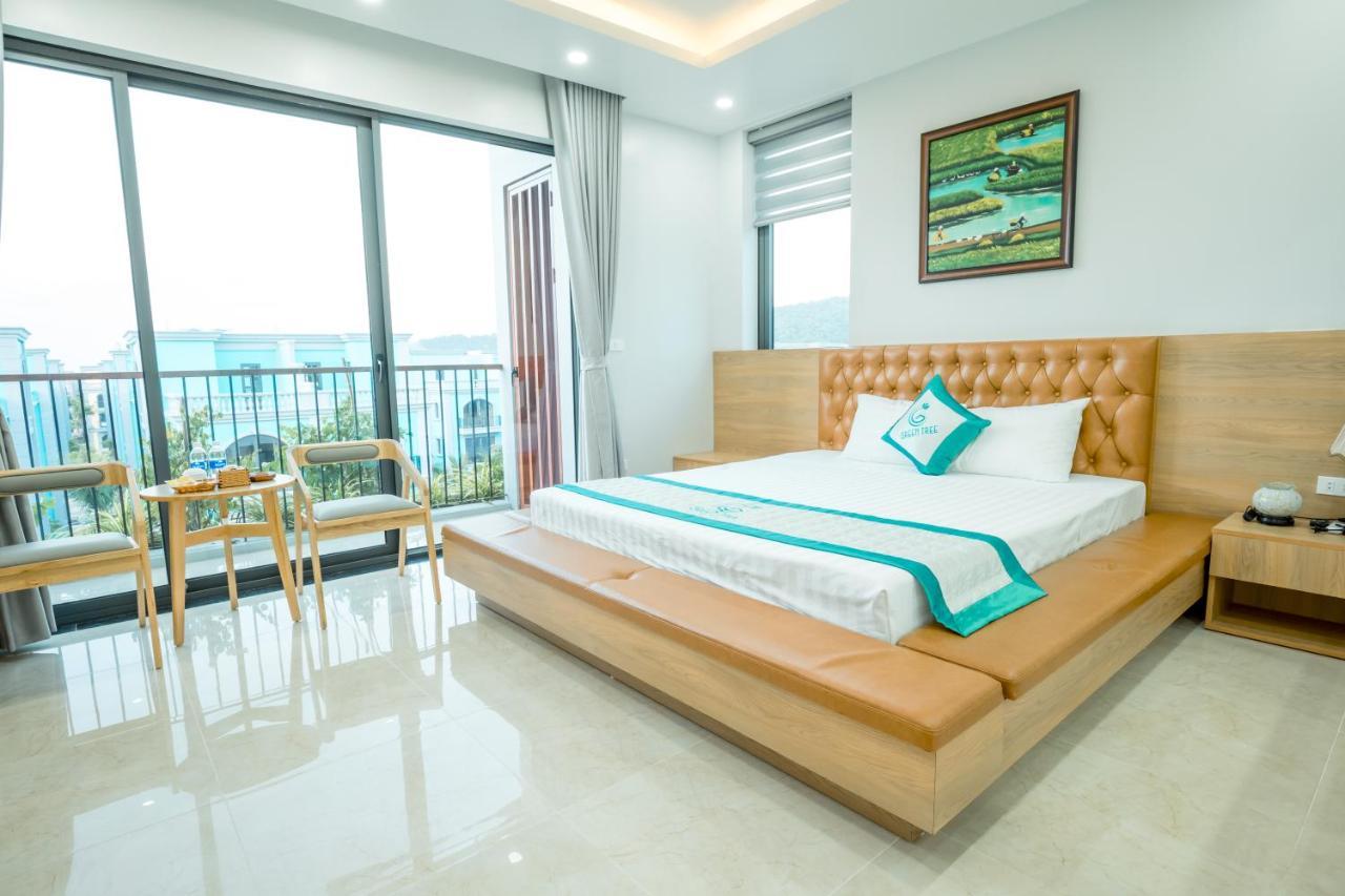 Отель  Green Tree Hotel Phú Quốc