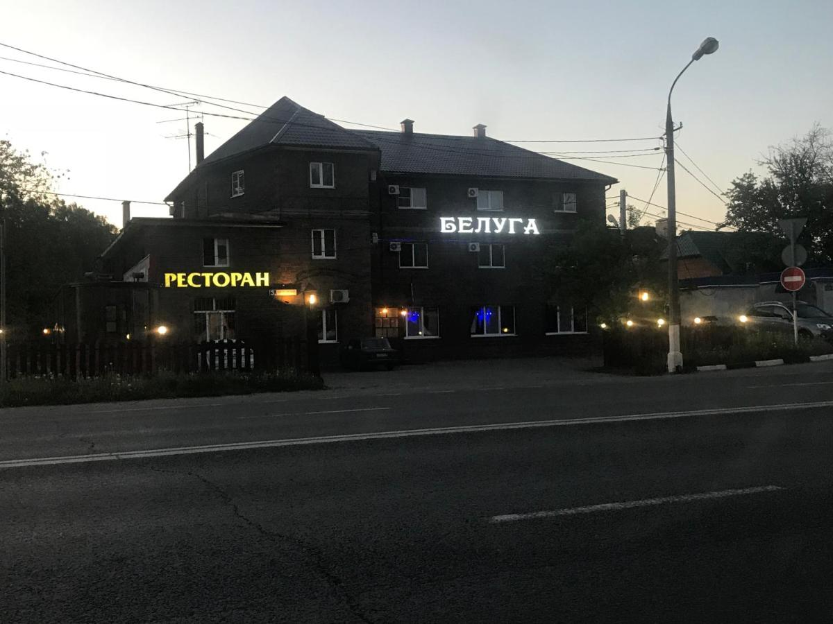 Фото  Отель  BELUGA