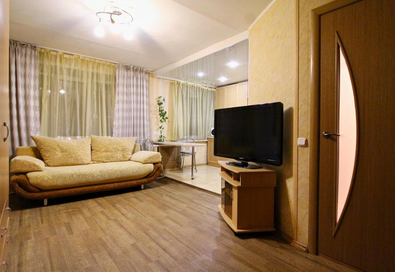 Апартаменты/квартира  Студия FeelsLikeHome на Толбухина 15а  - отзывы Booking
