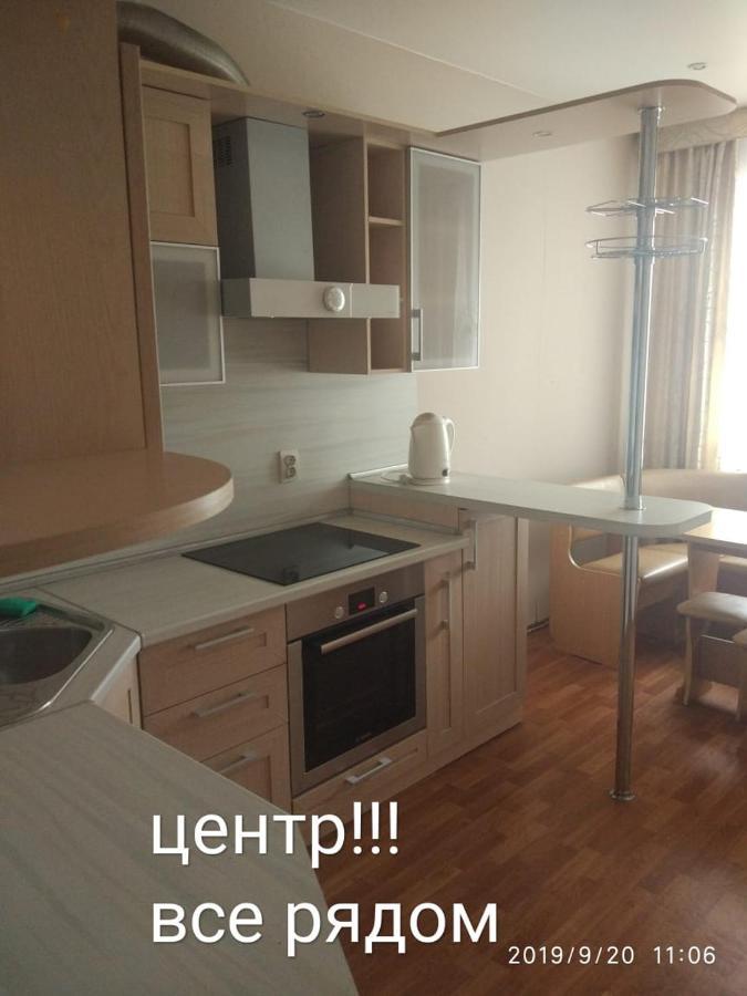 Фото  Апартаменты/квартира  Apartment On Gorkogo 154