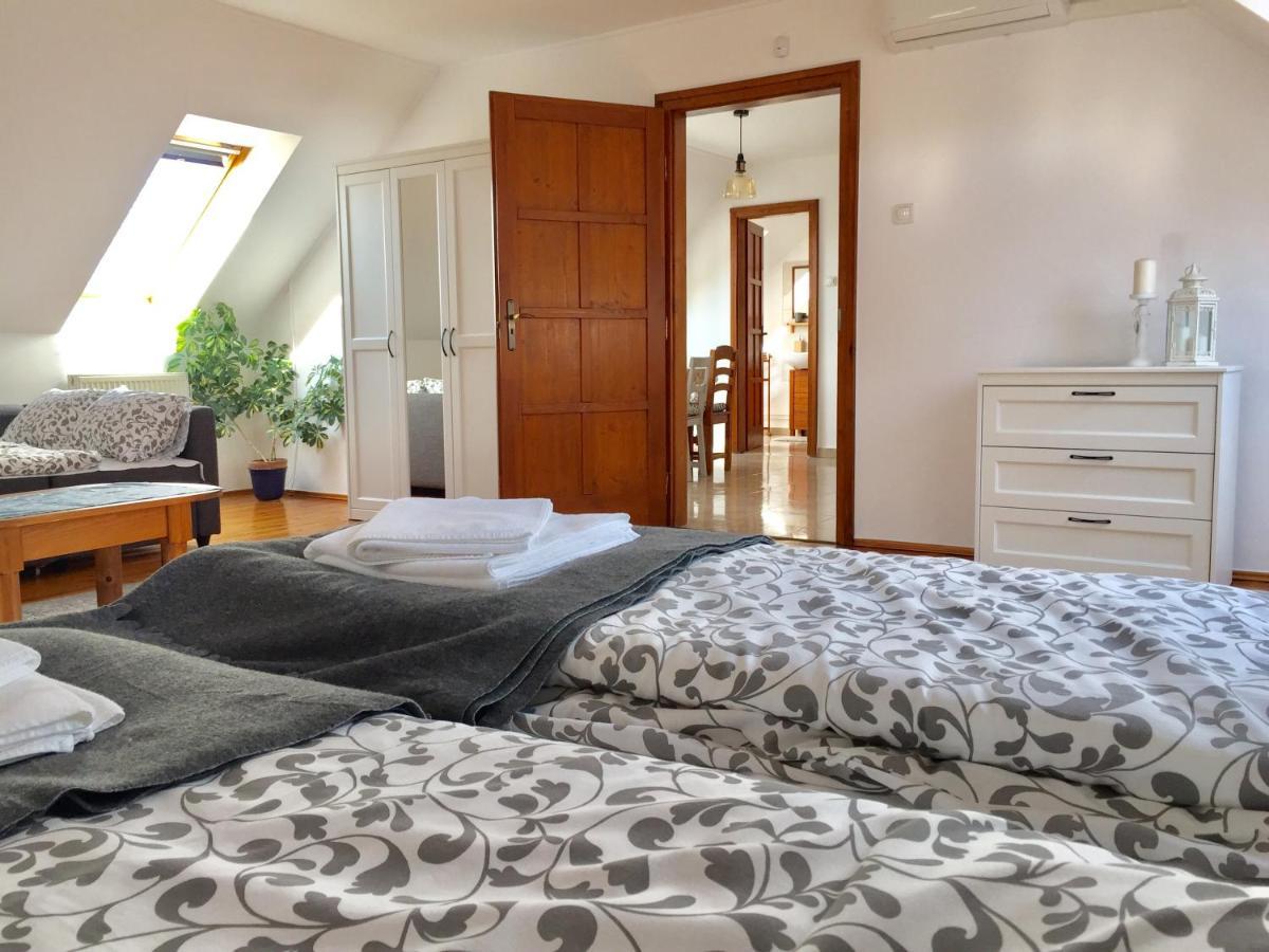 Апартаменты/квартиры  Ámbitus-ház