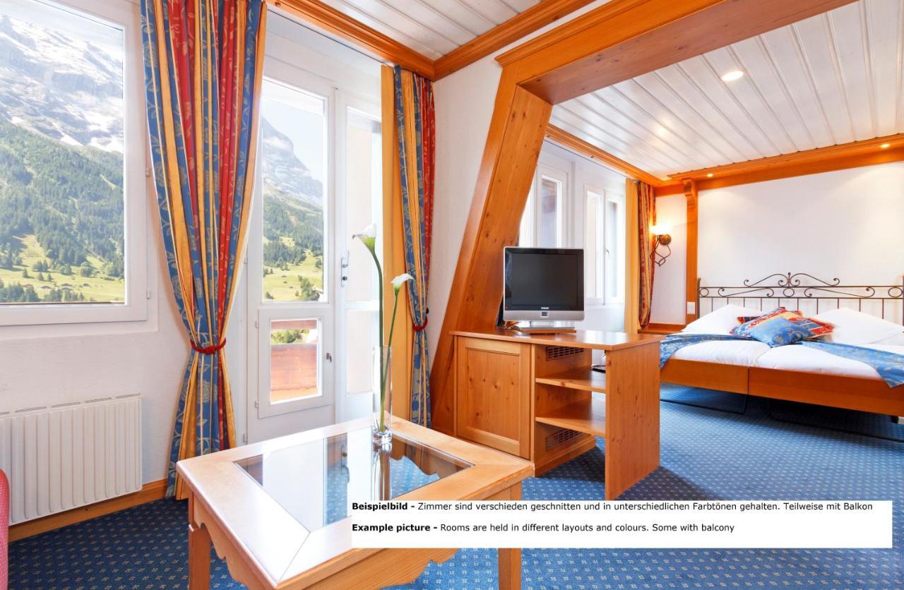 Derby Swiss Quality Hotel Grindelwald Switzerland Booking Com