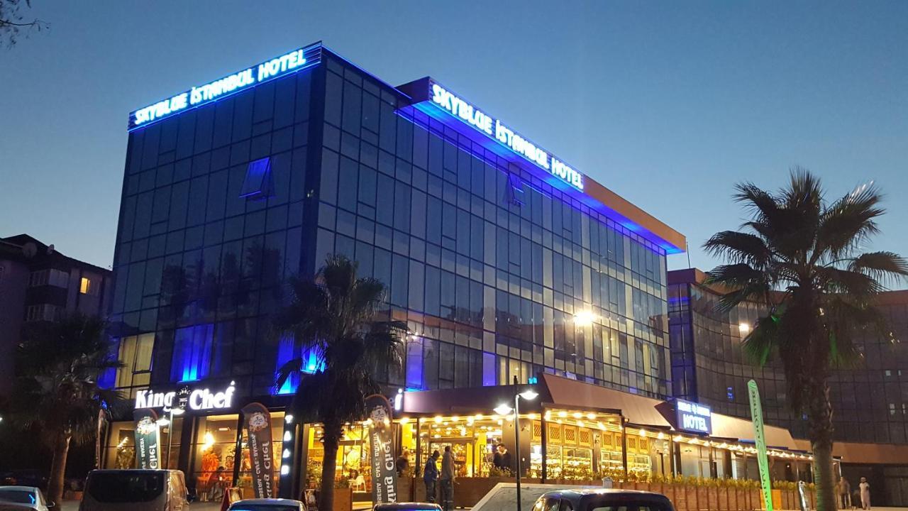 Апарт-отель  SKYBLUE İSTANBUL HOTEL