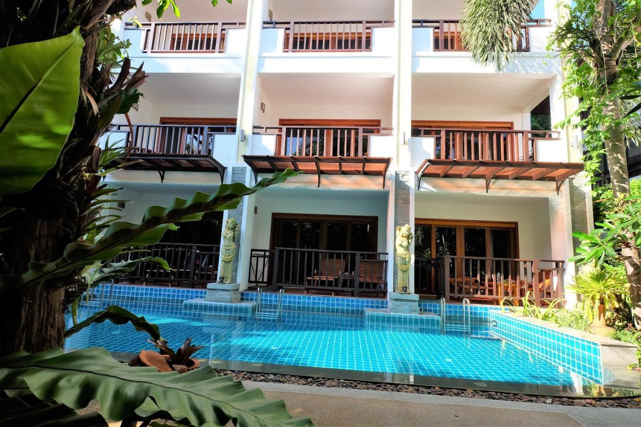 Отель  Thai Palace Resort