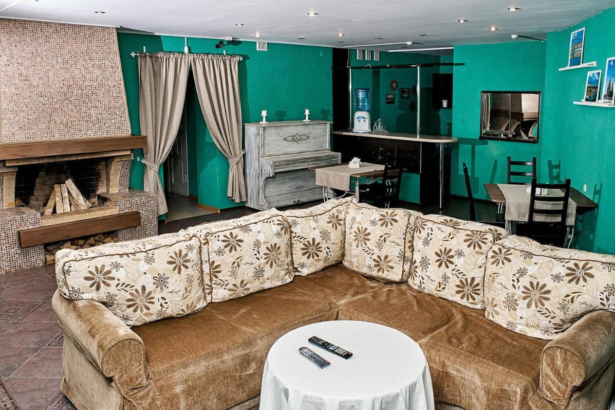 Отель  гостевой дом ИЗБА