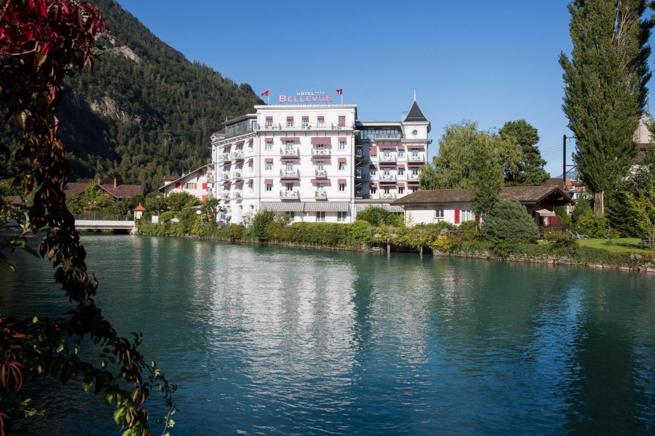 Bellevue Palace Hotel, Bern - Empfehlungen, Fotos