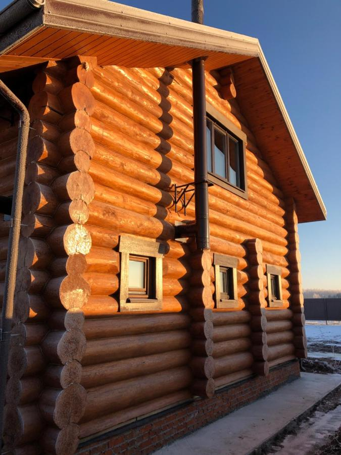Дом для отпуска  Банно-гостевой дом в Обухово