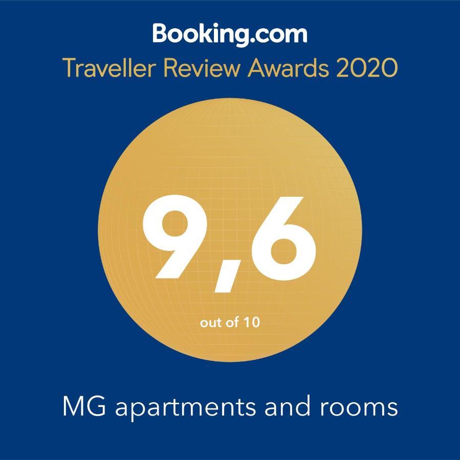 Гостевой дом  MG Apartments And Rooms