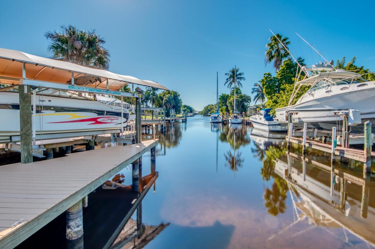 Дом для отпуска  BOATERS.HOUSE Cape Coral, Florida