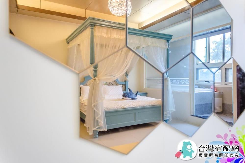 Отель типа «постель и завтрак»  Wufengchi B&B