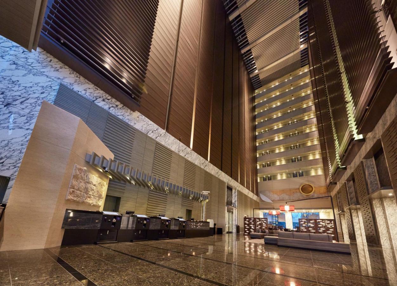 Отель  Hotel Villa Fontaine Grand Tokyo-Shiodome