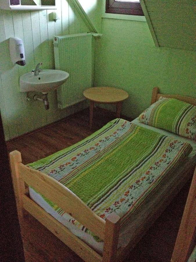 هتل Chalet Hostel Murka