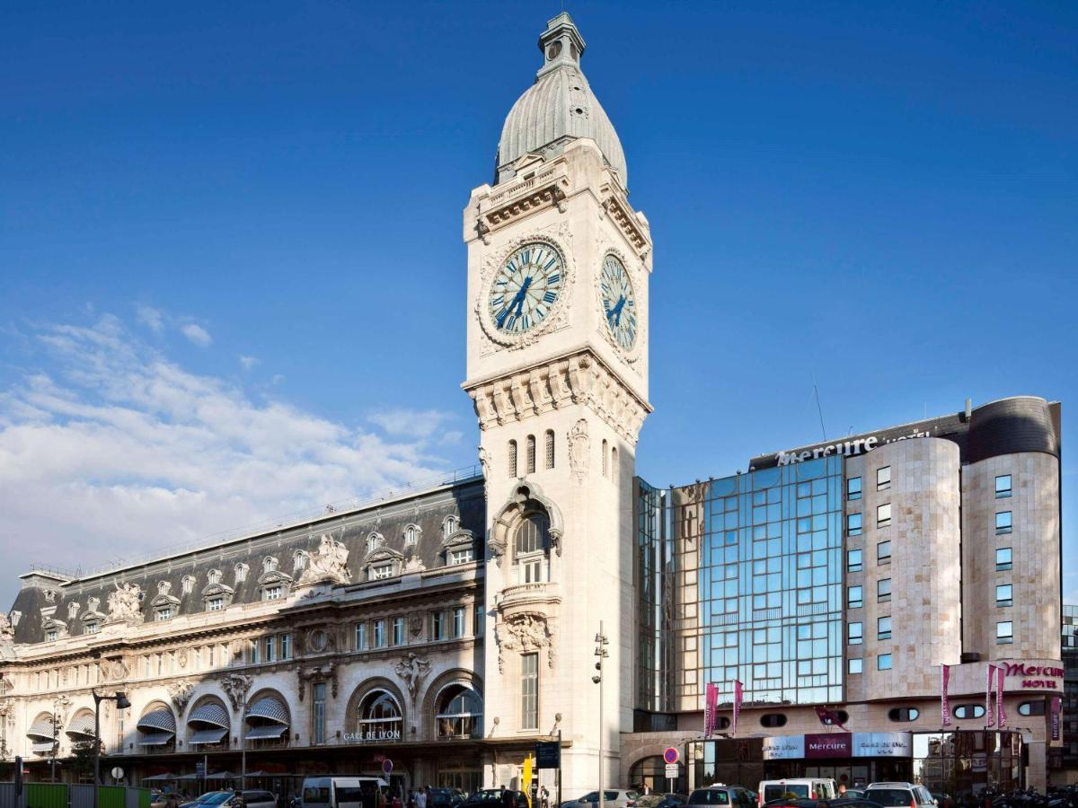 Отель  Mercure Paris Gare De Lyon TGV