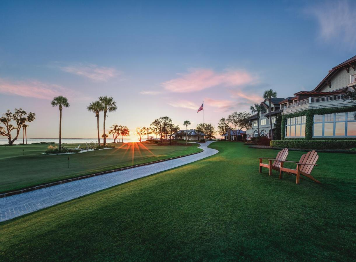 Курортный отель  The Lodge At Sea Island