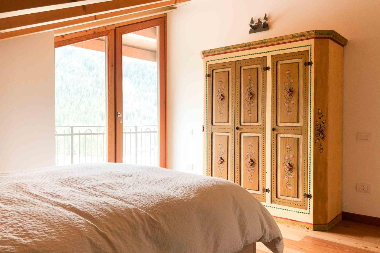 Camera Da Letto 4X4 apartment homely cortina ready experience, san vito di