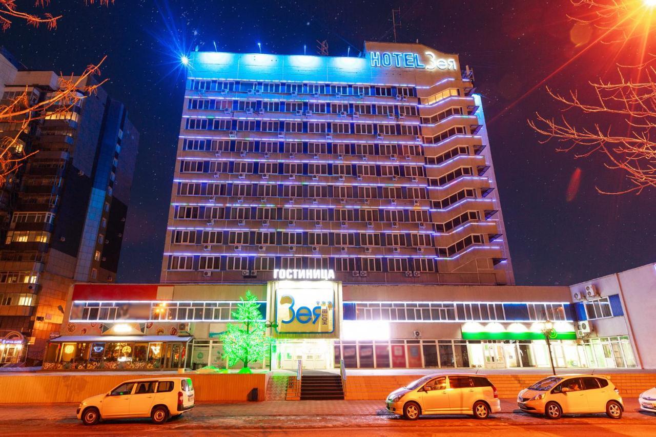 Отель  Гостиница Зея