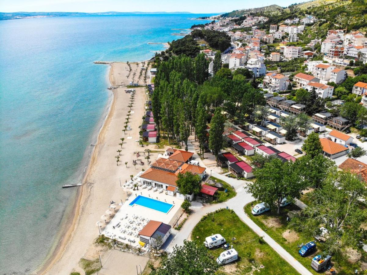 Комплекс для отдыха  Mediteran Travel Mobile Homes Galeb