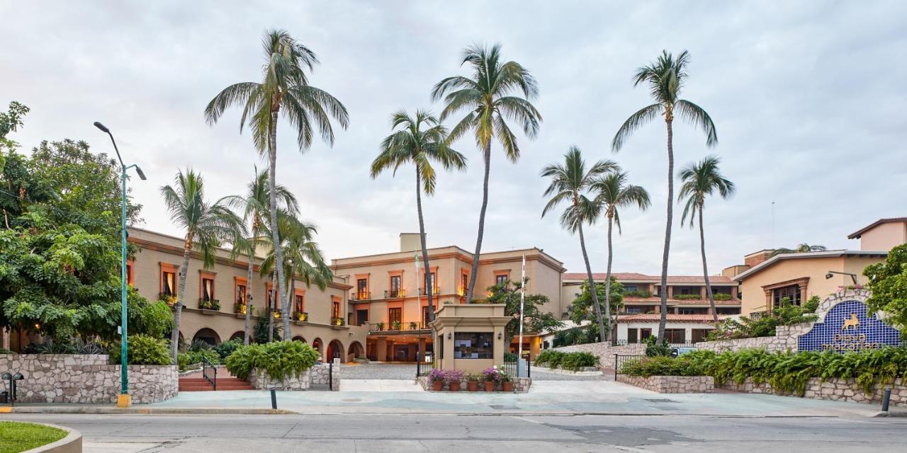 Курортный отель  Hotel Playa Mazatlan All Inclusive