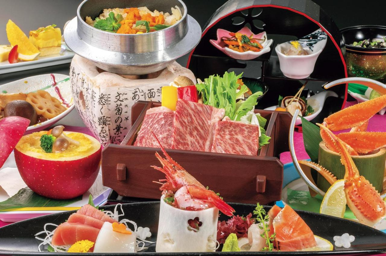 記念日におすすめのレストラン・かんぽの宿 潮来の写真5