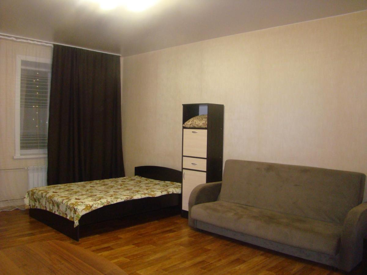 Апартаменты/квартира  просторная студия с 4 местами